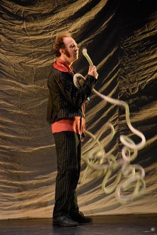 Cirque Plume Tempus Fugit?