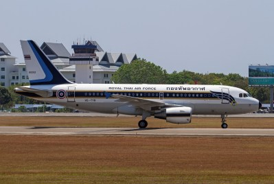 Airbus A319-115CJ HS-TYR/60202