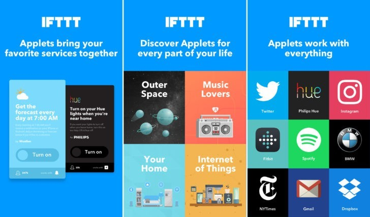 IFTTT gets complete makeover in 3.0 update