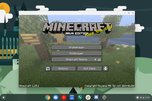How To Install Minecraft Java Edition On A Chromebook Pixel Spot