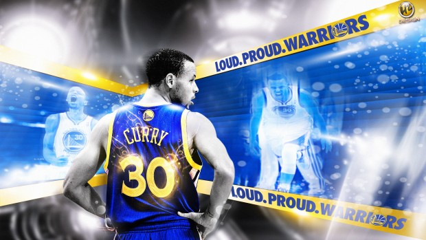 Stephen Curry background.