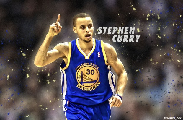 stephen curry wallpaper by Sina@Kevin Tmac.