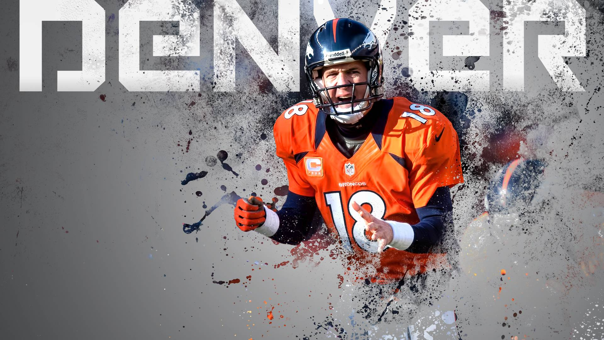 broncos wallpaper hd allofpicts