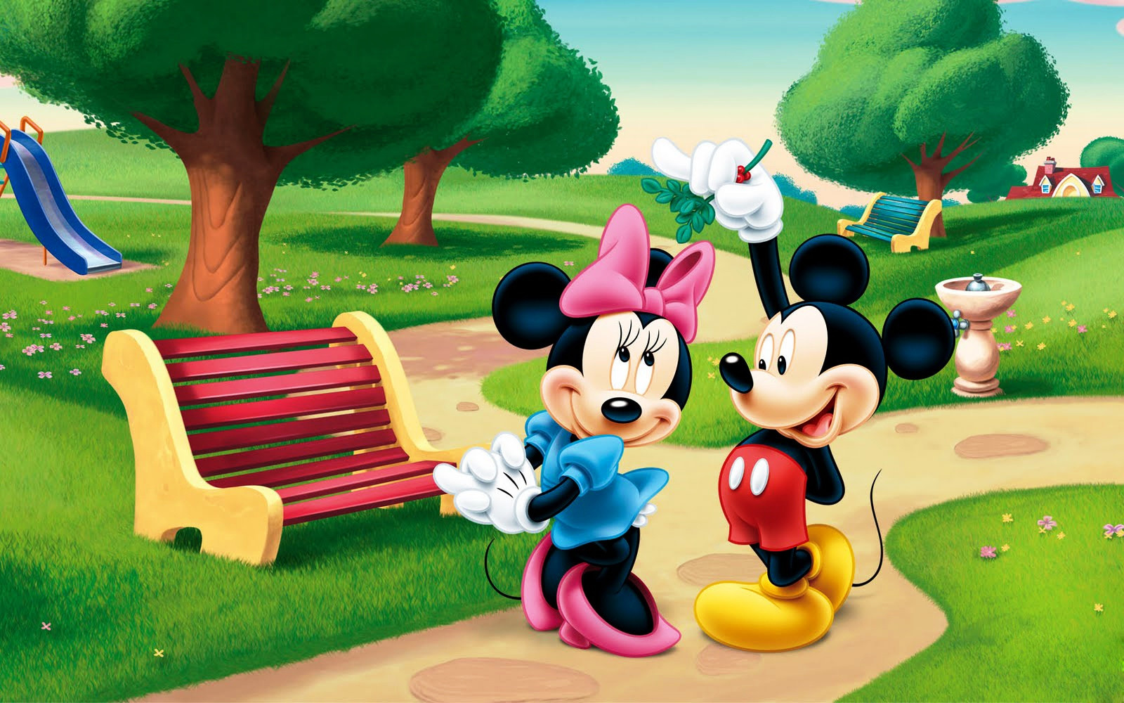 Mickey Mouse Wallpaper HD