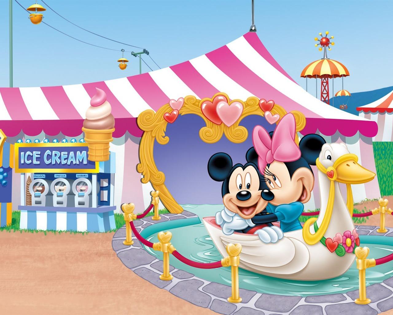 Wallpaper Mickey Happy Birthday Mouse