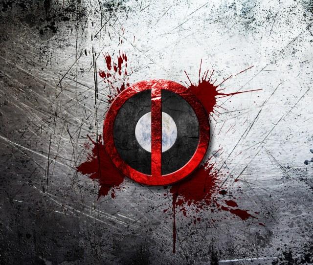 Deadpool Logo Wallpapers Free Download