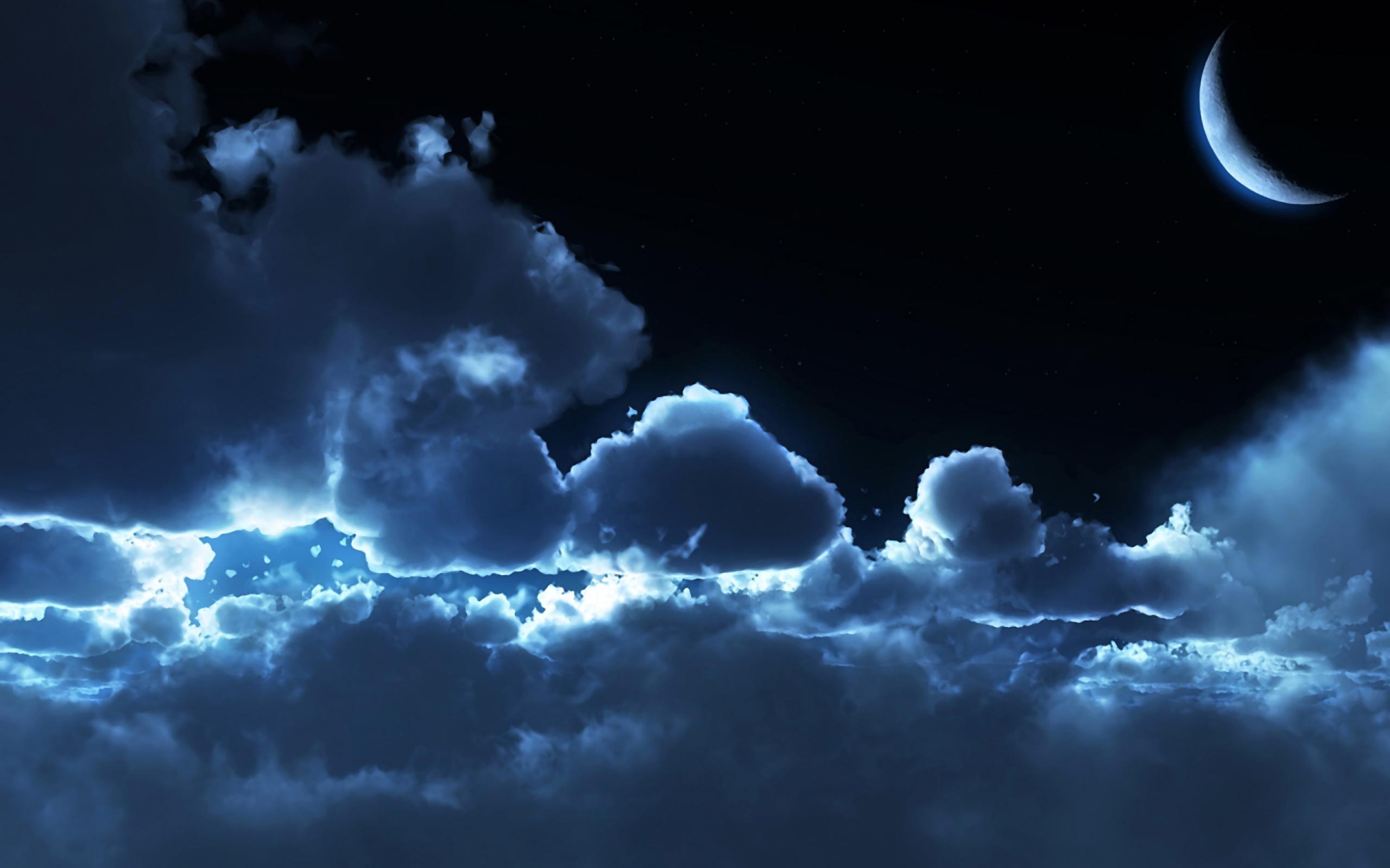 night cloud wallpaper hd | pixelstalk
