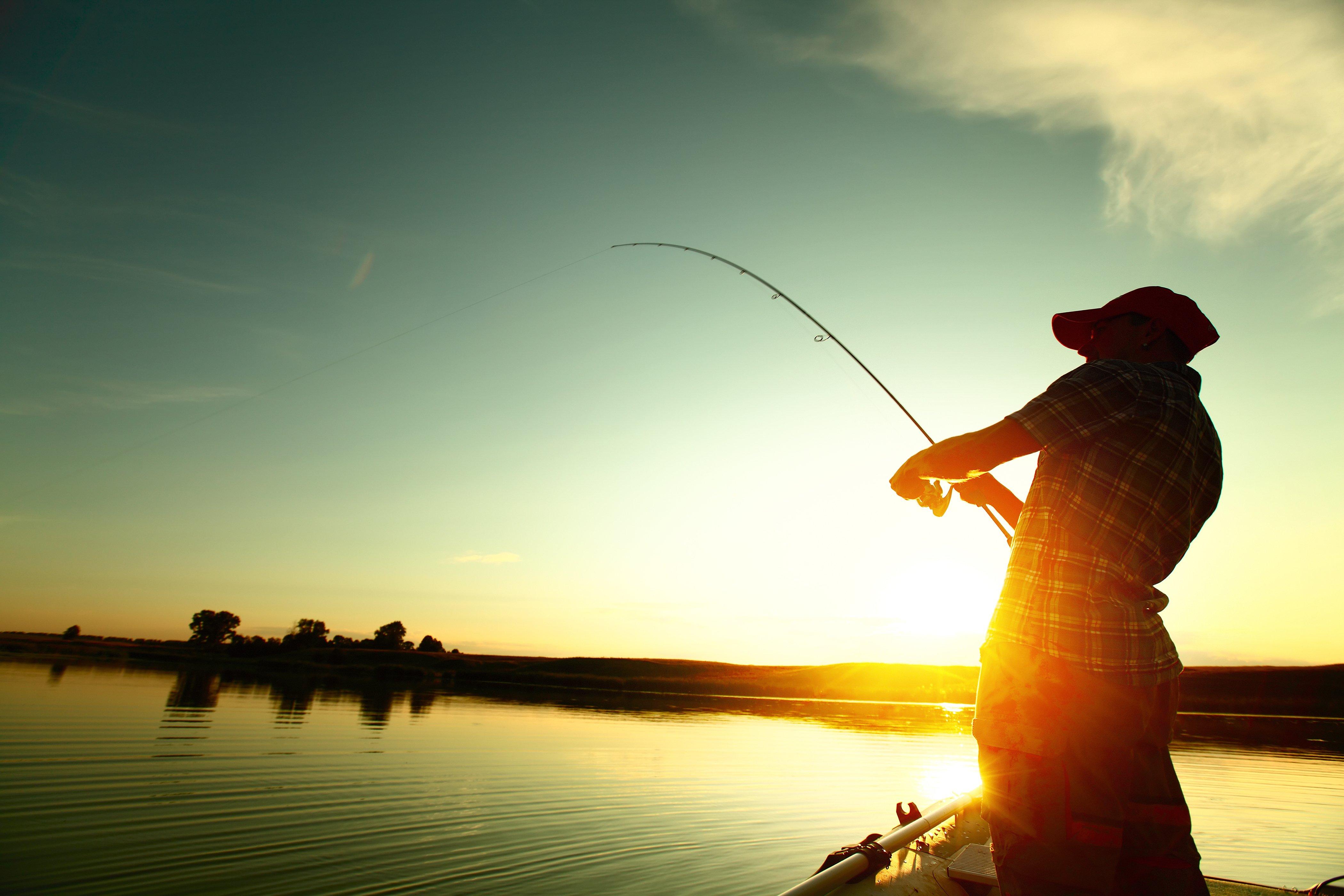 Fishing Wallpaper Hd