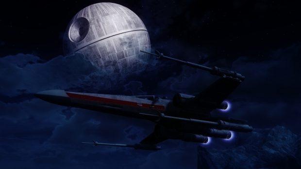 Death Star II HD Image Free.