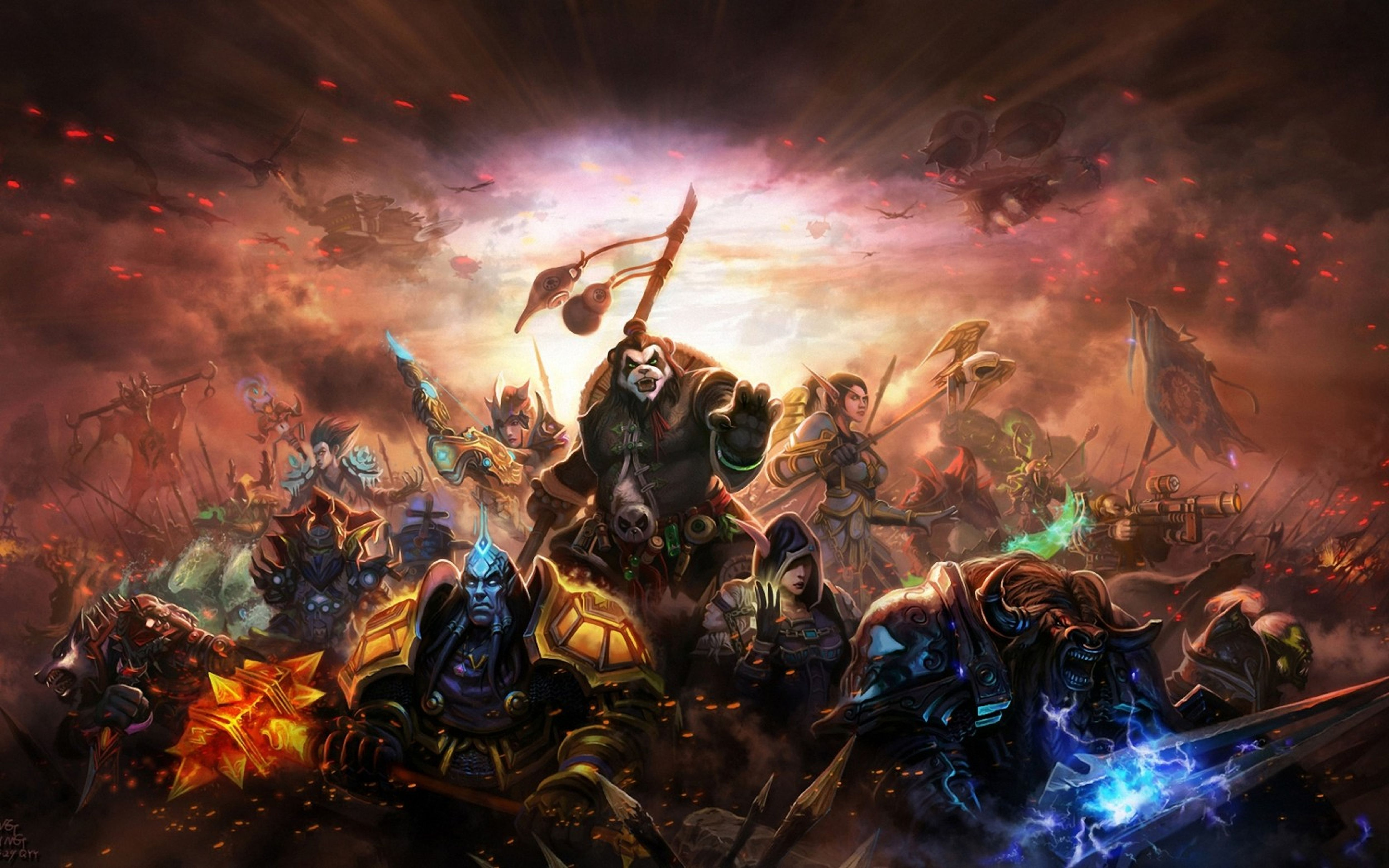 World Of Warcraft Wallpapers High Quality