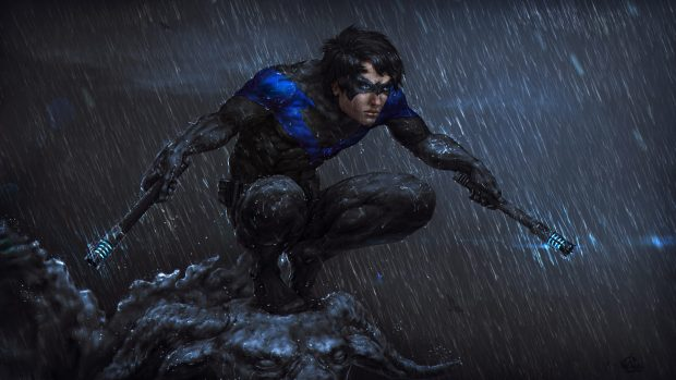 Free Nightwing HD Wallpapers