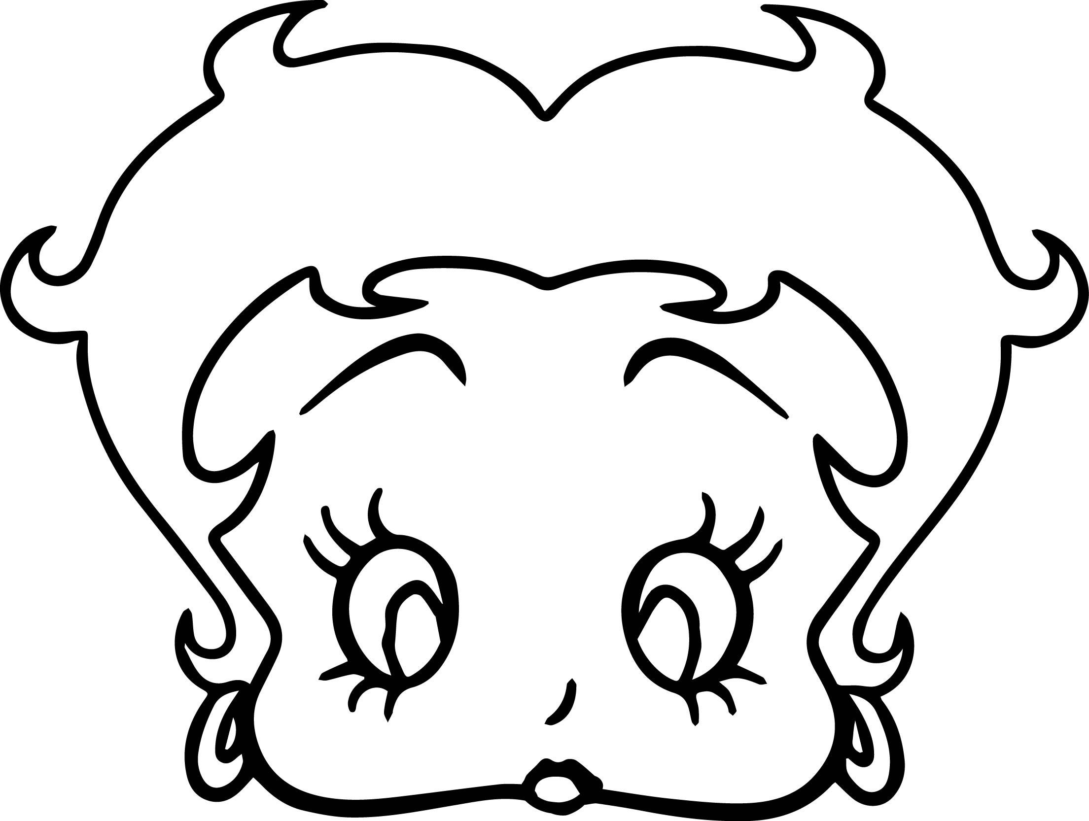 Betty Boop Wallpaper Hd