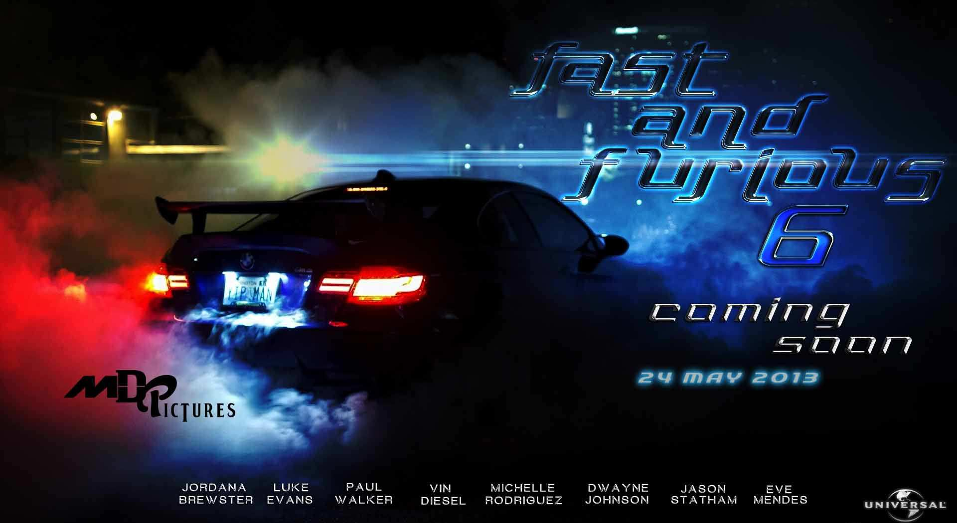 Fast And Furious Cars Wallpapers HD