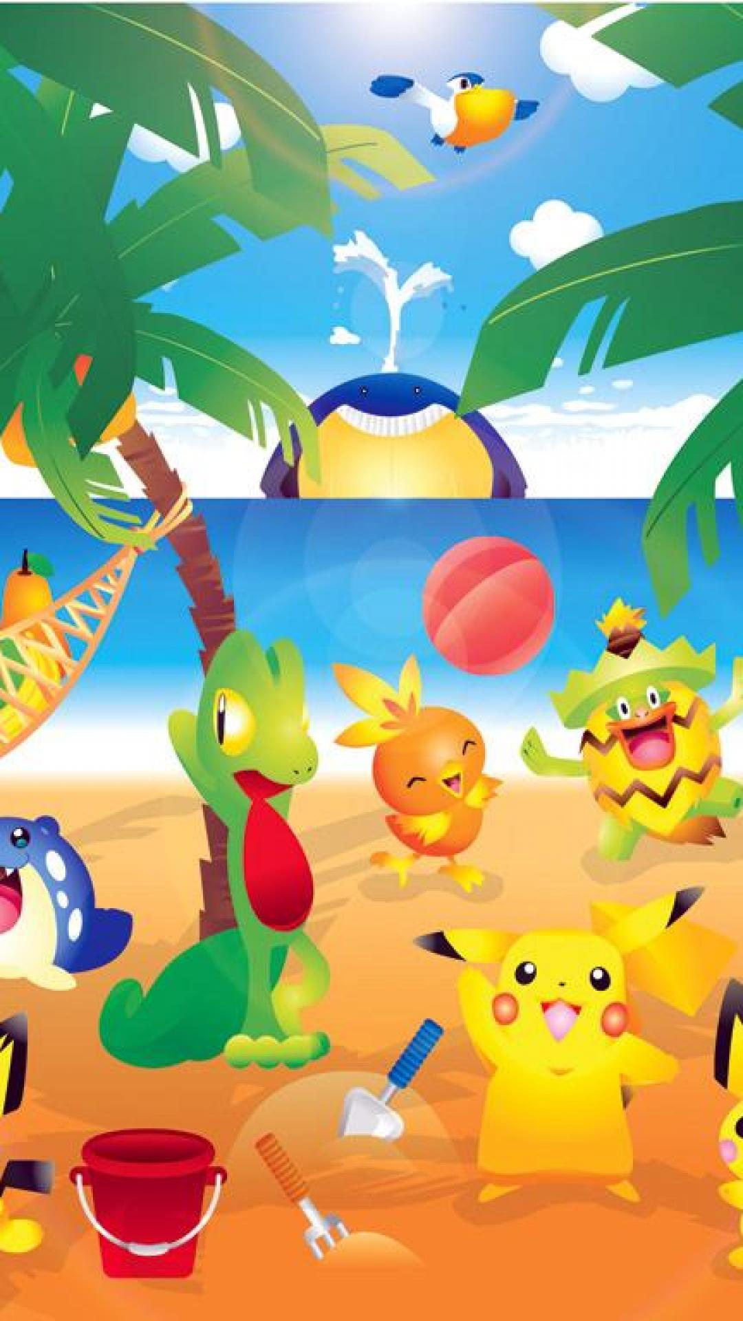 Free Pokemon IPhone Wallpapers