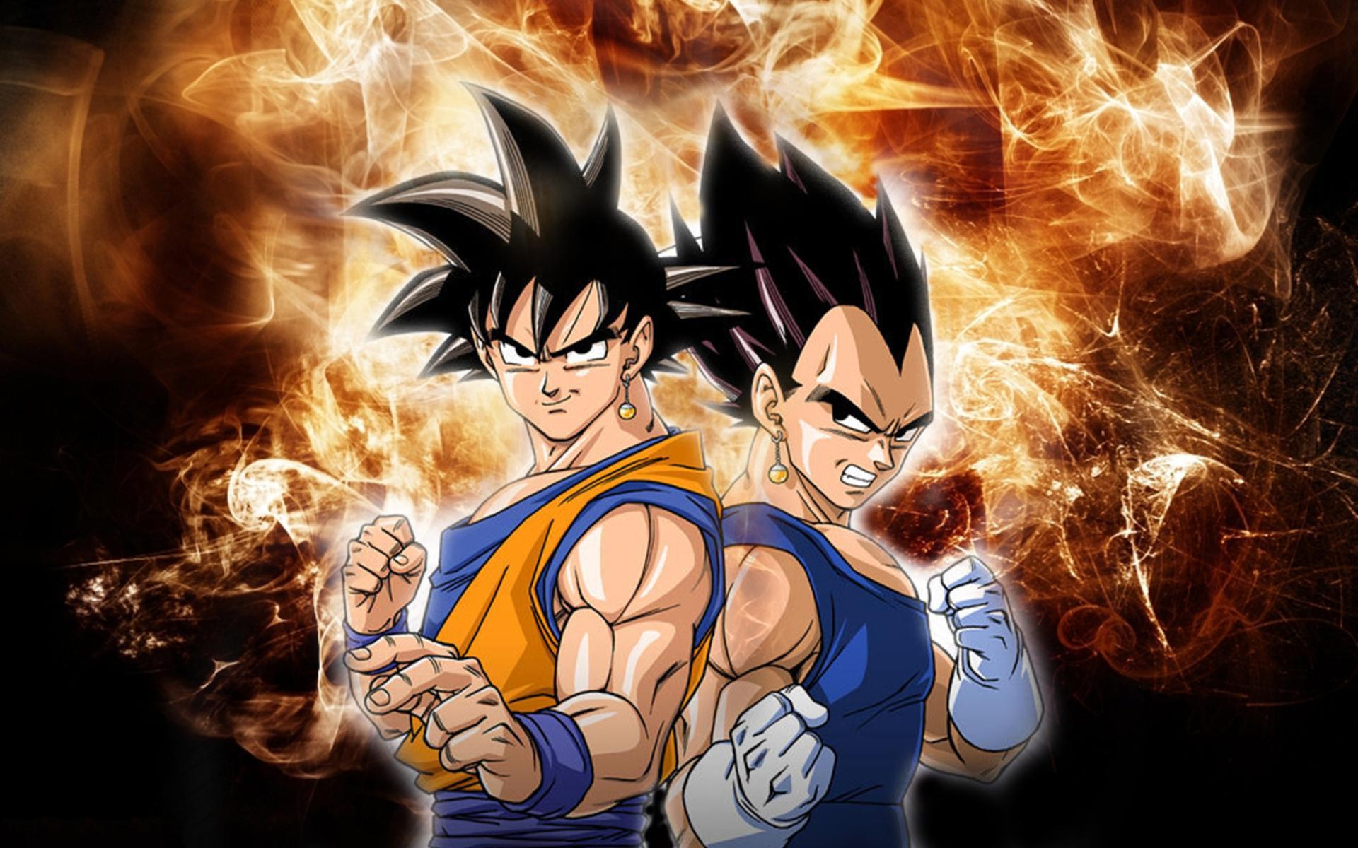 Free Download Goku Dragon Ball Z Backgrounds