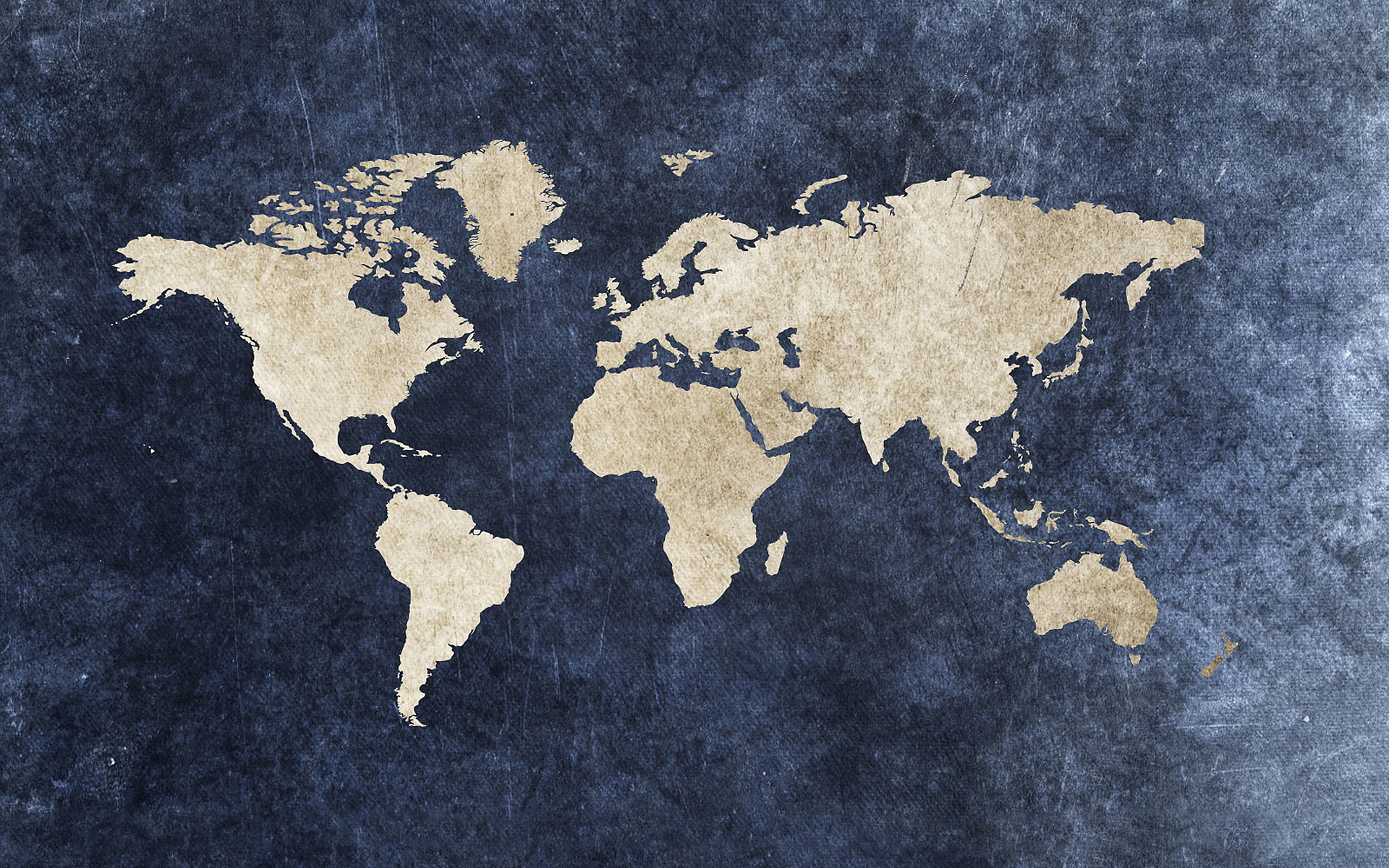 HD Wallpapers World Map
