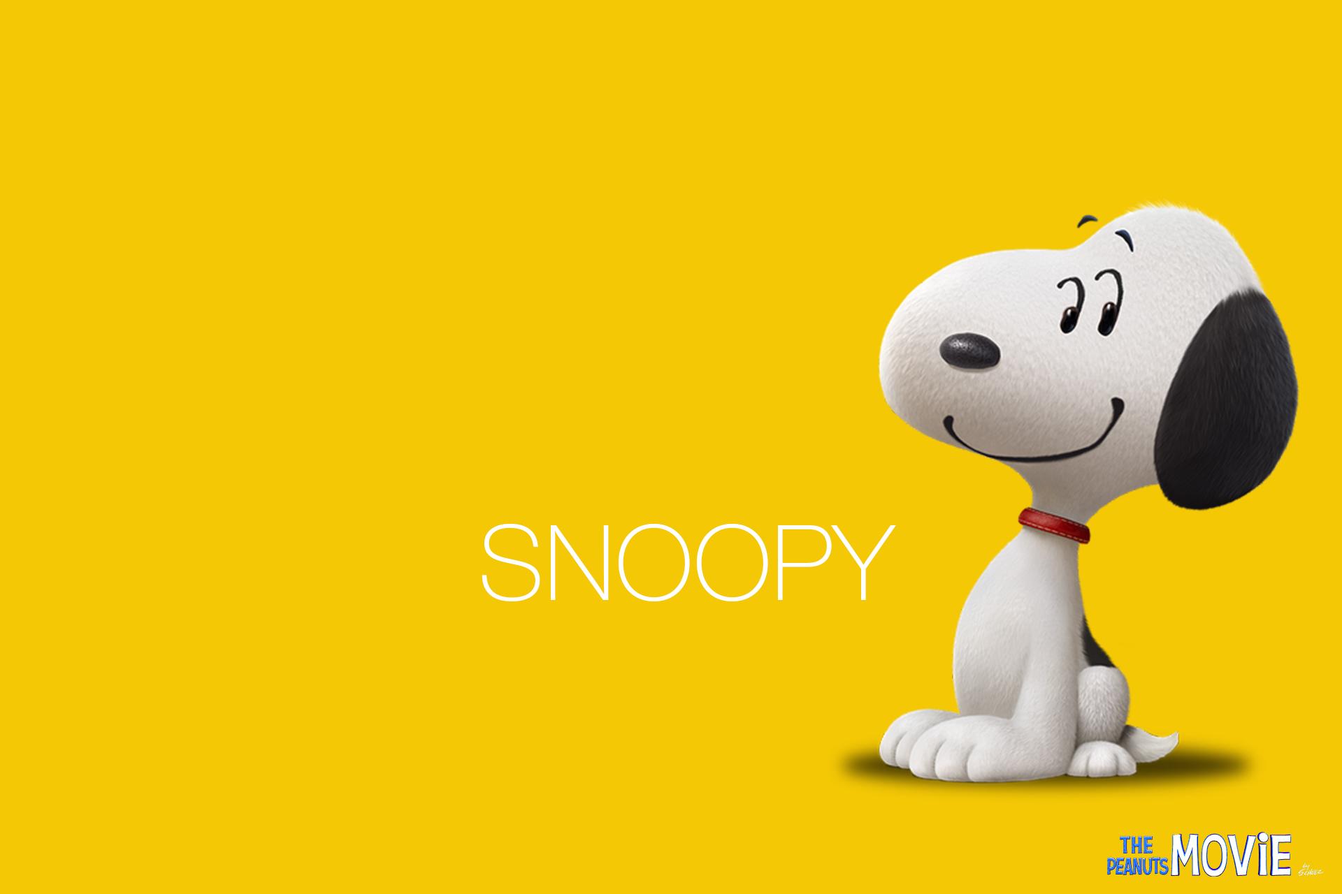 Snoopy Wallpaper HD