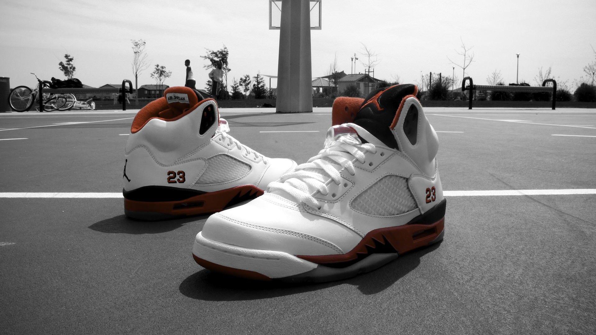 Download Free Air Jordan Shoes Wallpapers
