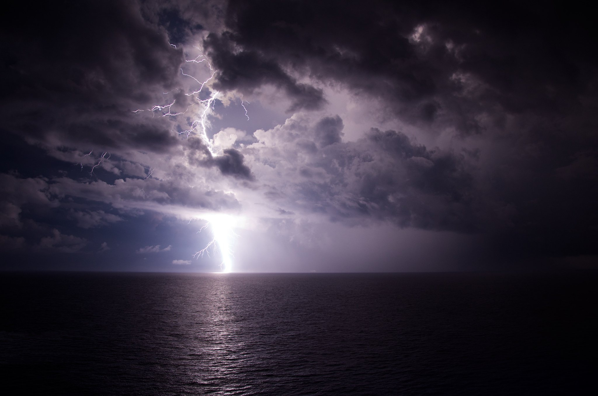 Lightning Storm Wallpapers For Desktop