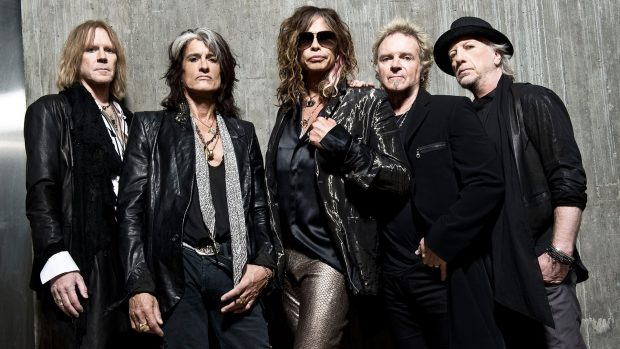 Aerosmith Wallpaper Free Download.