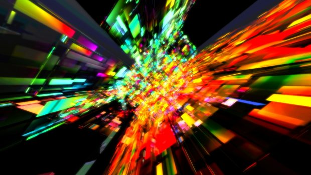 Abstract colors oy6a explosion.