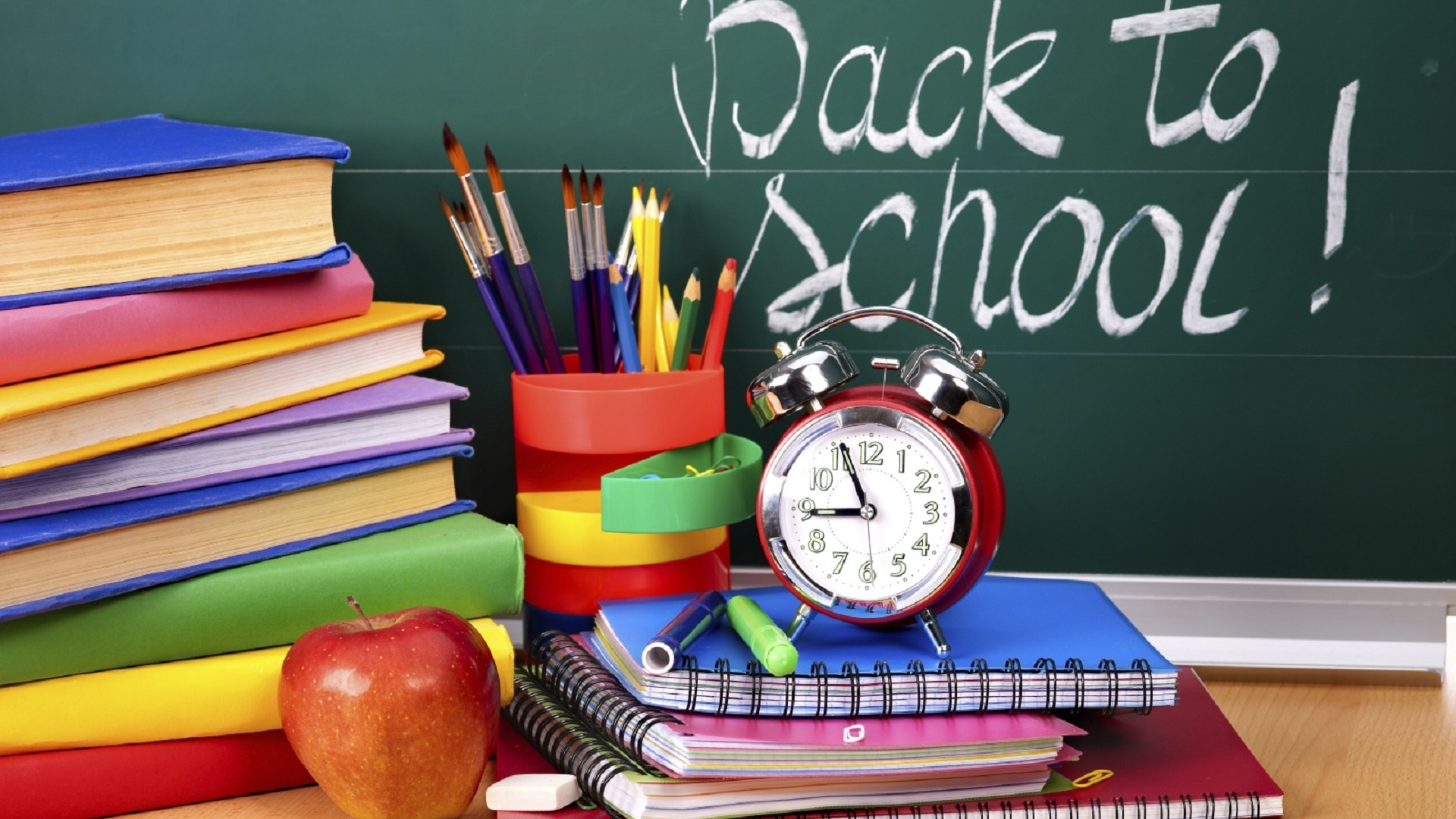 Hd Back To School Wallpaper