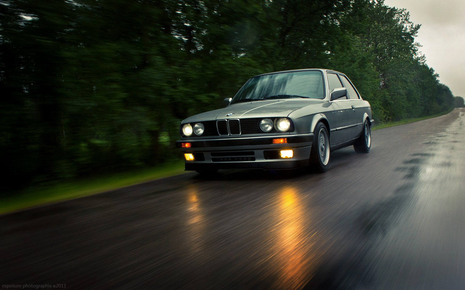 Bmw E30 Backgrounds Free Download