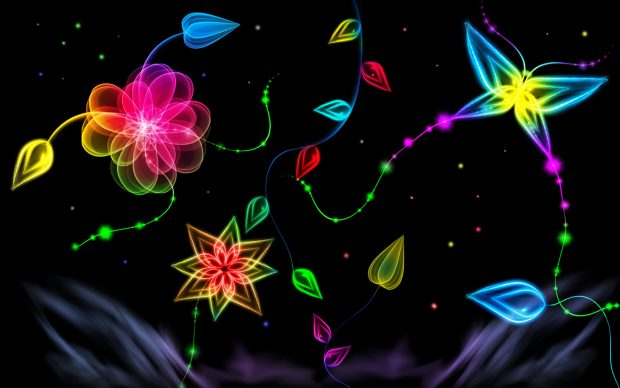 Colorful Abstract Backgrounds Desktop.