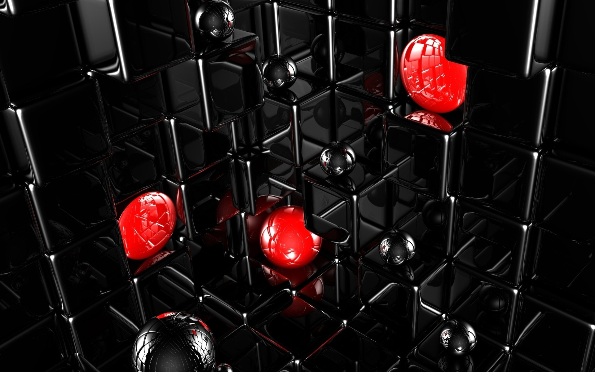 black 3d backgrounds hd | pixelstalk