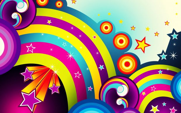 HD Colorful Abstract Images.