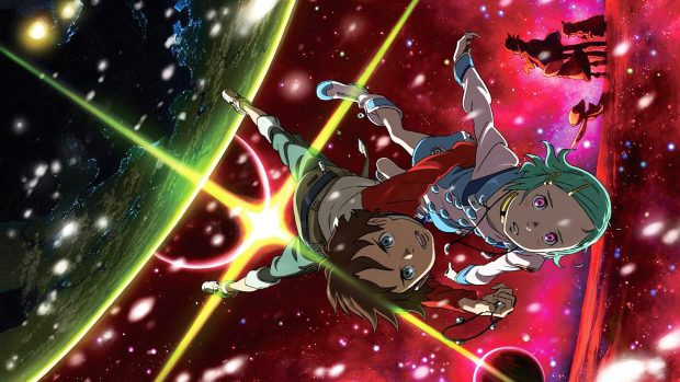 Download Free Eureka Seven Pictures.