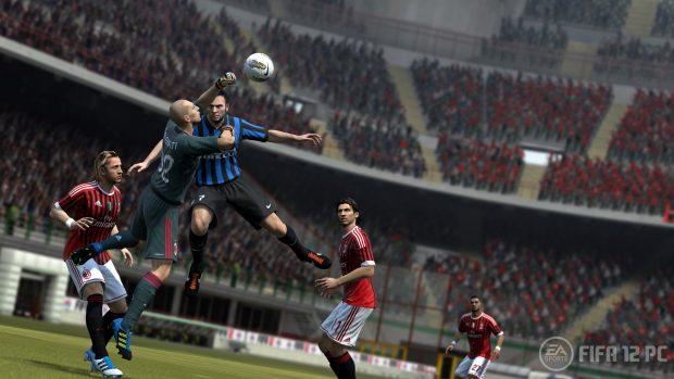 Fifa Game Screenshot Wallpaper.