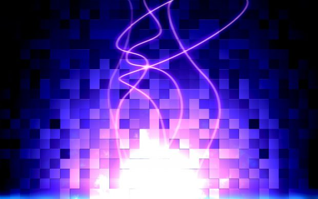 Image of Blue and Purple.