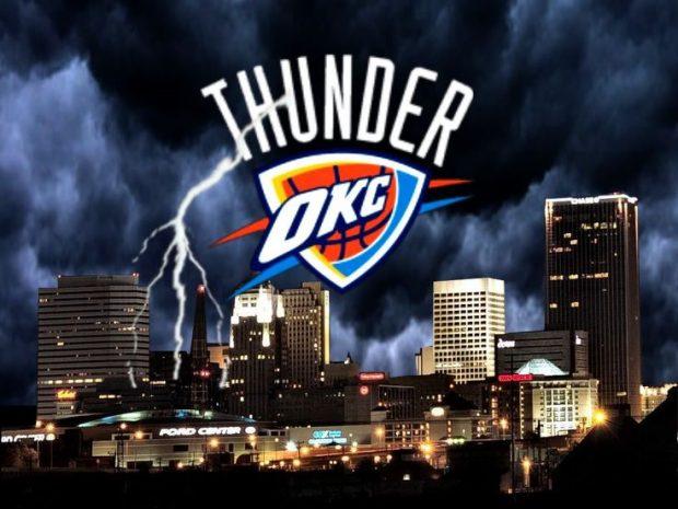 OKC Thunder Wallpaper Backgrounds 4.