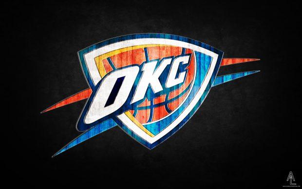 Oklahoma City Thunder Logo Wallpaper 5.