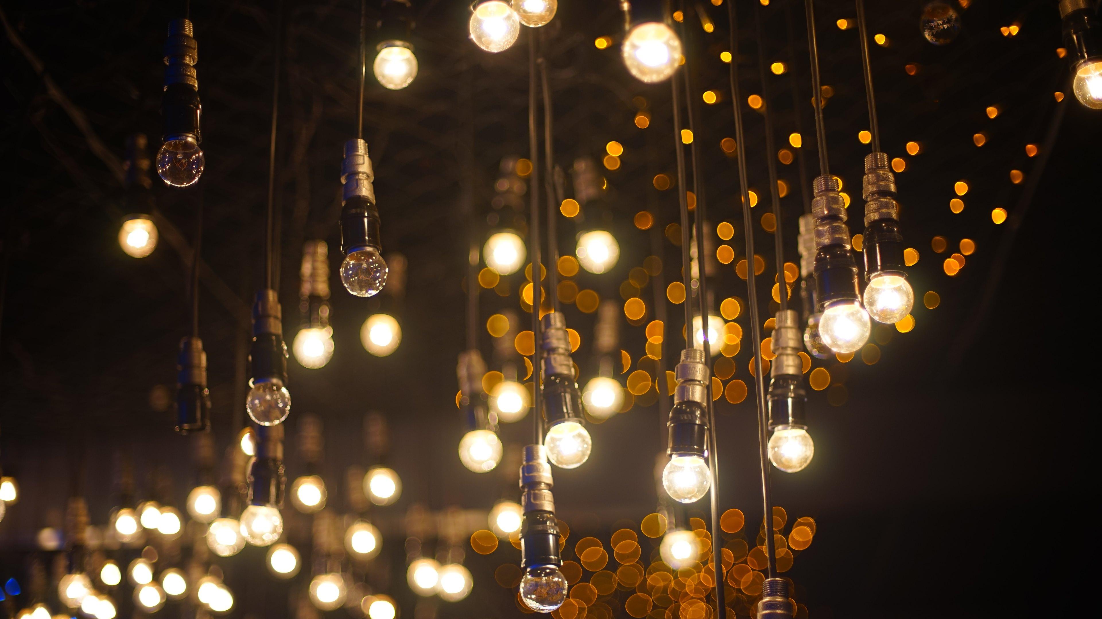 Light Bulb Wallpaper HD