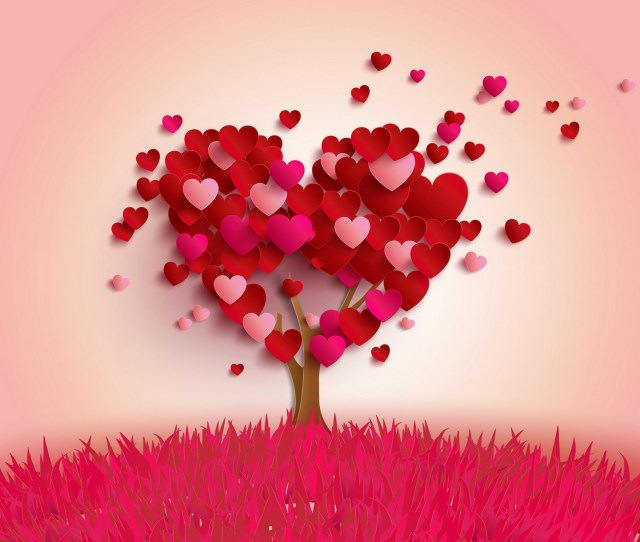 Heart Nature Love