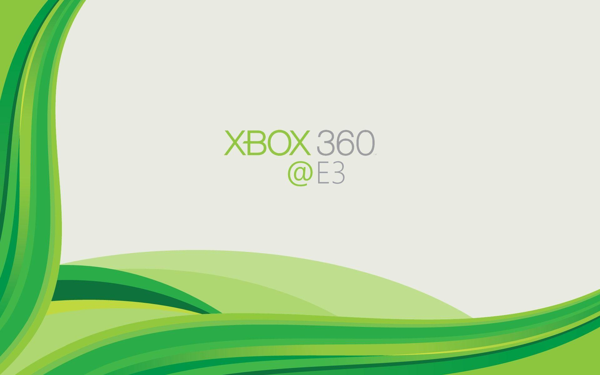 Xbox 360 Wallpapers HD