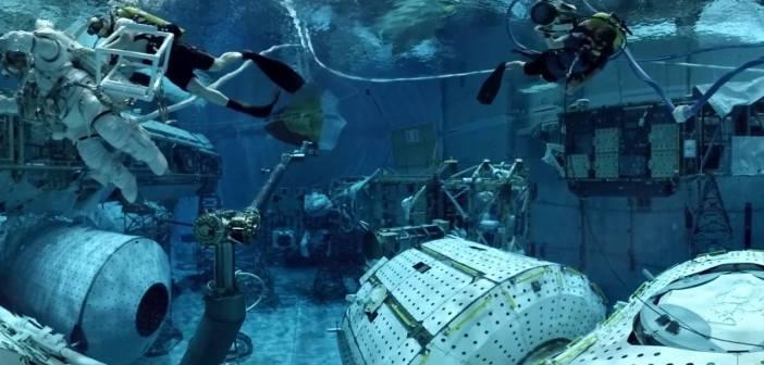 Entrainement des astronautes de la NASA en vidéo à 360°