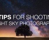 5 astuces de pro pour photographier le ciel étoilé