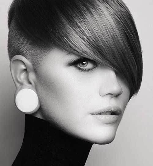 20 Short Funky Pixie Hairstyle Pixie Cut 2015