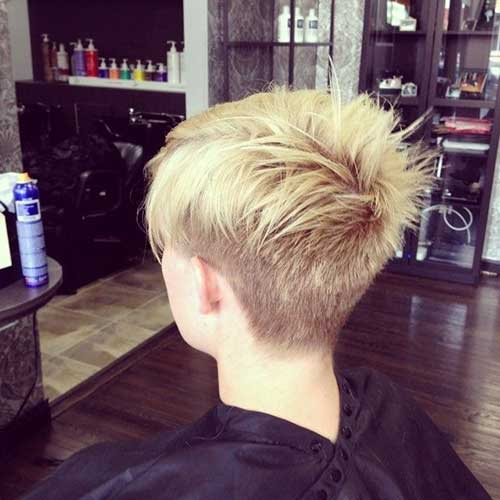 10 Popular Short Spiky Pixie Cuts Pixie Cut 2015