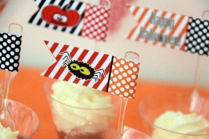 Halloween Party Printables by Pixiebear Party Printables