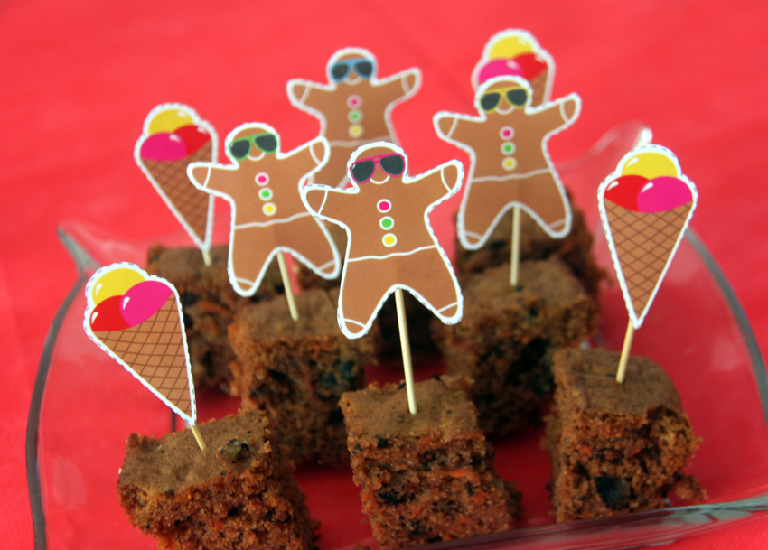 Christmas In July Party Food Ideas Part - 42: Christmas In July Party Ideas By Pixiebear