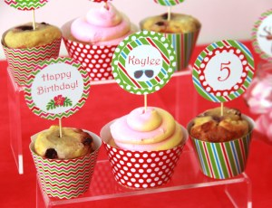 Christmas in July Birthday Ideas by Pixiebear