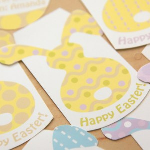 Printable Easter Gift Tags by Pixiebear Party Printables