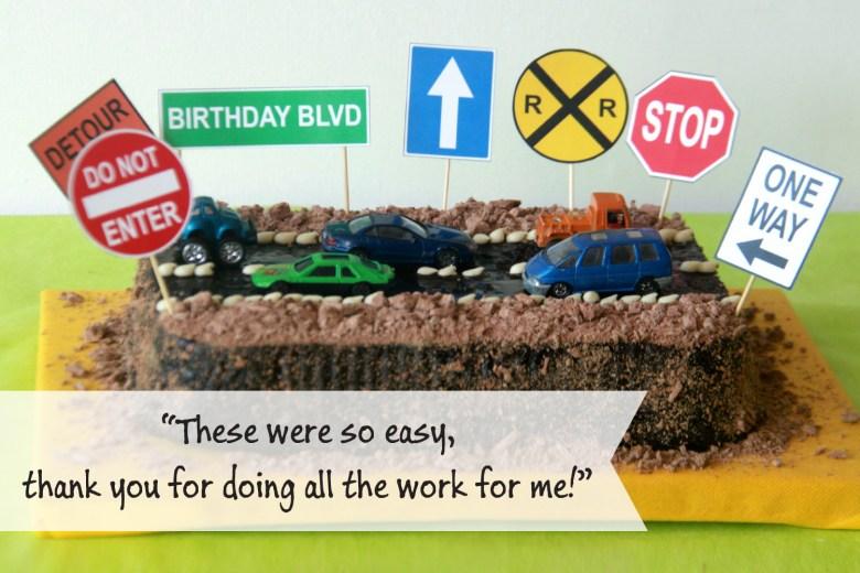 Transportation Birthday by Pixiebear