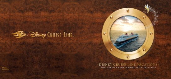 Disney Cruise Line E-Brochure 2013