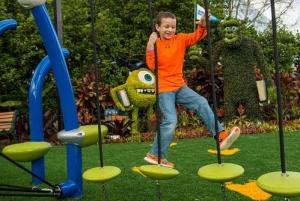 Kids Play Area Epcot Flower & Garden Festival