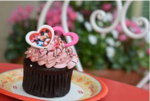 Valentinescupcake